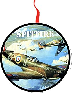 spitfire christmas decoration