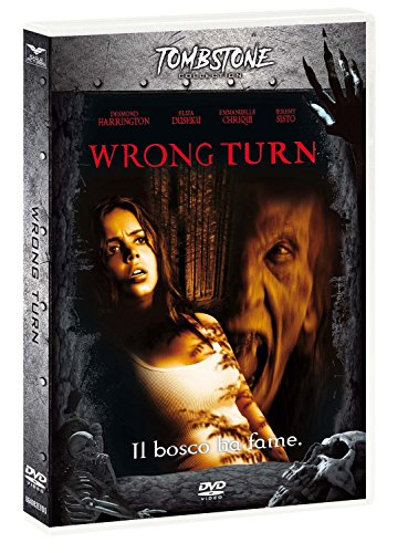 Wrong Turn (Tombstone Collection) [Italia] [DVD]