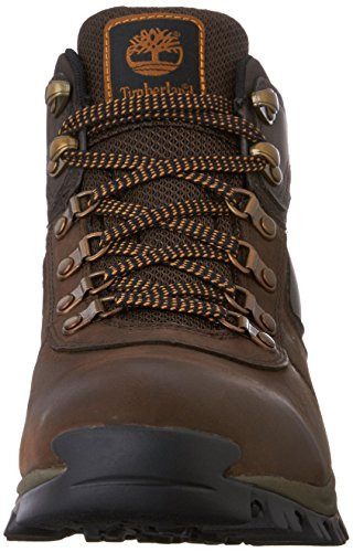 Timberland Men's Anti-Fatigue Hiking Waterproof Leather Mt. Maddsen Boot, Brown, 12 Wide