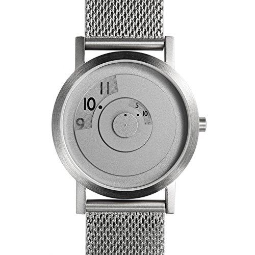 Project Watches Steel Reveal Unisex Watch, 40mm, by Daniel Will-Harris