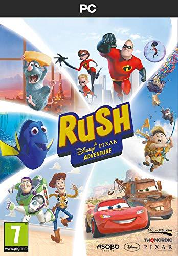Rush A Disney: Pixar Adventure - Edición Estándar