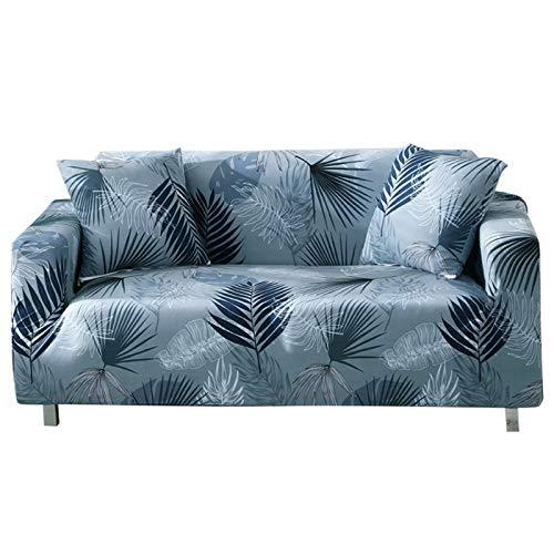 OEAK Sofa Überwürfe Sofabezug Elastische Stretch Couchbezug Sesselbezug Sofa Abdeckung 1-4 Sitzer Sofahusse Schonbezug für Sofa-Sofahalter