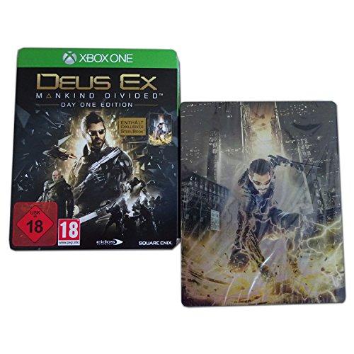Preisvergleich Produktbild Deus Ex: Mankind Divided Day One Edition [AT-PEGI] (Xbox One)