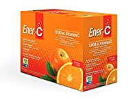 海外直送品Ener-C, Orange 30 Packets by Ener-C