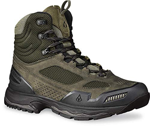 Vasque Men's Breeze at Hiking Boots Dusty Olive/Jet Black 10.5 M