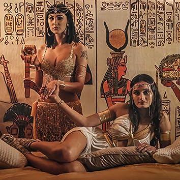 In the Pharaoh's Chamber