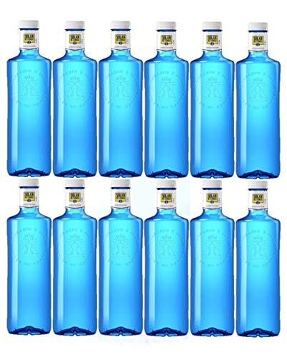 Solan de Cabras - Agua mineral natural 1,5 l - Pack de 12 botellas