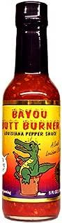Bayou Butt Burner Louisiana Pepper Hot Sauce, 5 Fluid Ounces