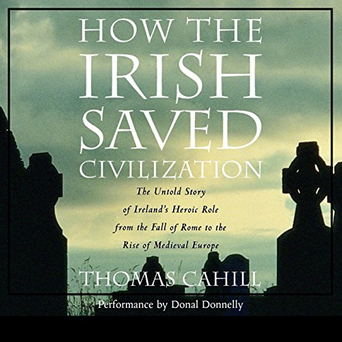 How the Irish Saved Civilization Titelbild