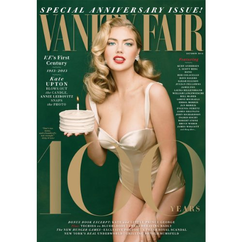 Vanity Fair: October 2013 Issue audiobook cover art