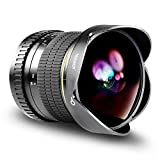 Neewer 8mm F/3,5 Objectif Fisheye Rectangle Ultra Grand Angle Fisheye Lentilles pour...