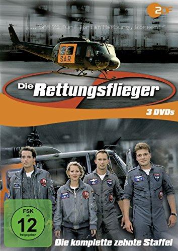Die Rettungsflieger - Die komplette zehnte Staffel [3 Discs]