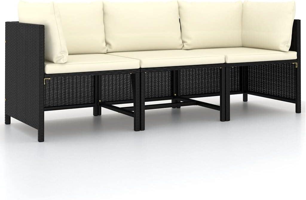 Patio Conversation Superlatite Set Long-awaited PE Outdoor Wicker Furniture Rattan