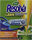 Resolva Lawn Weed Killer Concentrated Tubes, 6 x 30 ml