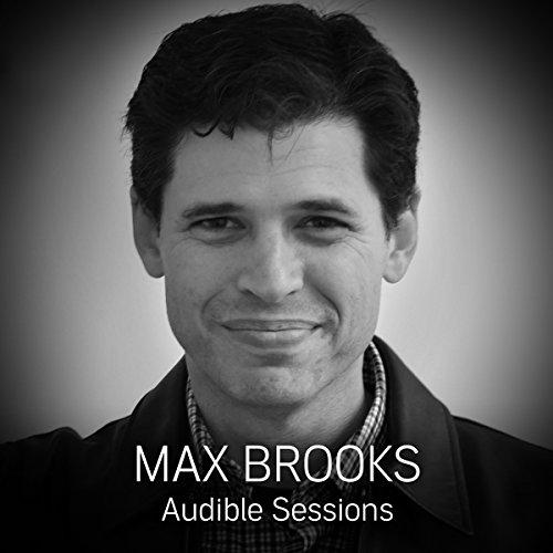 Max Brooks audiobook cover art