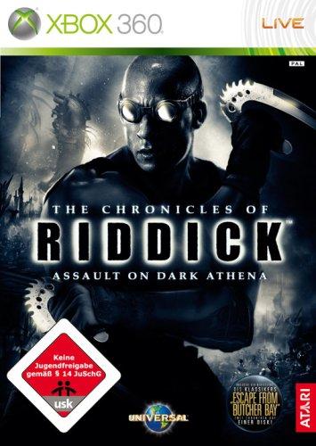 Atari  The Chronicles of Riddick: Assault on Dark Athena, Xbox 360