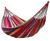 KTDT Hamaca s Sillón Colgante de jardín Cuerda Colgante Silla de Hamaca con Soporte Hamaca de Viaje Silla de jardín al Aire Libre con Mecedora para Colgar Moda