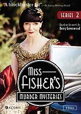 Image of MISS FISHERS MURDER. Brand catalog list of ACORN MEDIA.