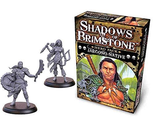 Shadows of Brimstone Jargono Native Hero Pack