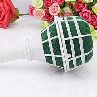 Party DIY Decorations Wedding Flower Holder Party Decoration DIY Craft Supplies Bridal Floral Foam Bouquet Handle Wedding Decor Baby Shower Casamento