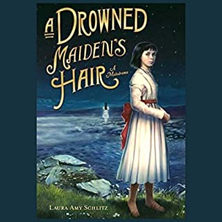 A Drowned Maiden's Hair audiobook cover art