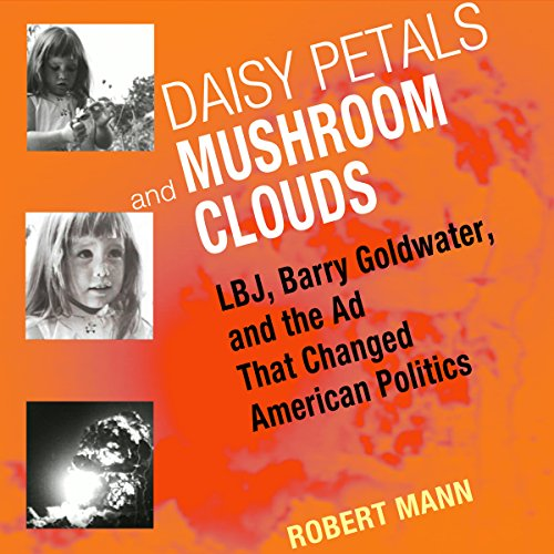 Daisy Petals and Mushroom Clouds cover art