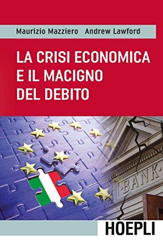 La crisi economica e il macigno del debito