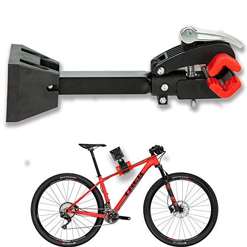 DOHOO Bicycle Repair Stand Wall Mounted Foldable for Home Garage Mechanic Maintenance Rack Workstand for Road Bike and Mount Bike