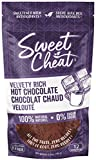 Sweet Cheat Hot Chocolate - Sugar-free, Sweetened only with 100% pure Monk Fruit, 1g net carb, 1g fat, Vegan, Gluten-free, Dairy-free
