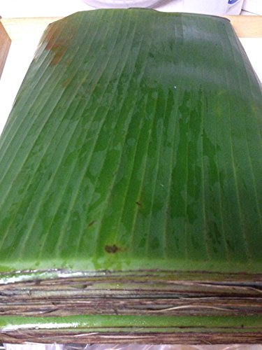 1 pound Fresh Banana leaves - use for cooking