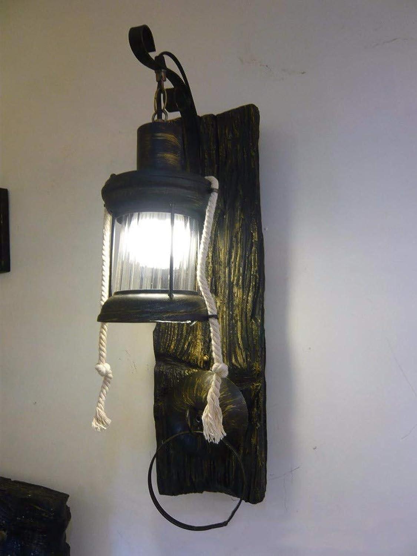 StiefelU LED Wandleuchte nach oben und unten Wandleuchten Antike Wandleuchte Industrial Air Lounge Bar Cafe Gang, nobulb