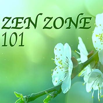Zen Zone 101 - Mindfulness Meditation Music for Massage Therapy, Reiki Healing Waves