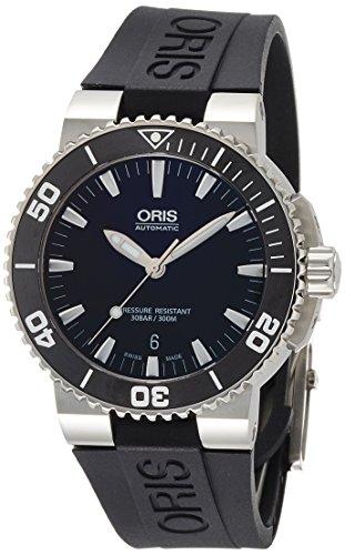 [オリス] 腕時計 733 7653 4154R 正規輸入品 ブラック
