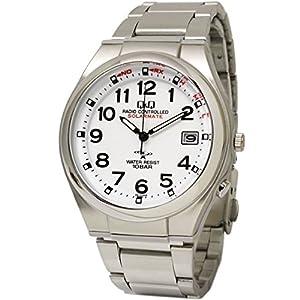 [キューアンドキュー]シチズン Q&Q 腕時計 ソーラー電波腕時計 HG12-204 メンズ [国内正規品] [並行輸入品]