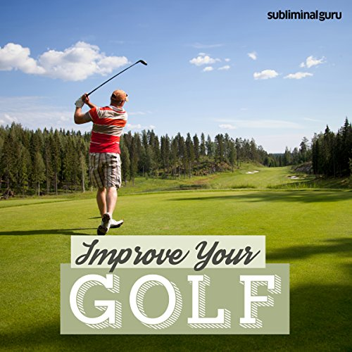 Improve Your Golf audiobook cover art