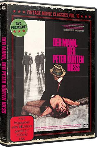 Vintage Movie Classics: Der Mann, der Kürten hieß - Der Vampir von Düsseldorf [Limited Edition]