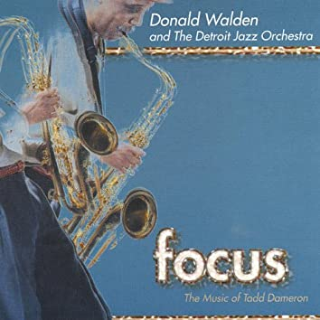 Donald Walden & the Detroit Jazz Orchestra
