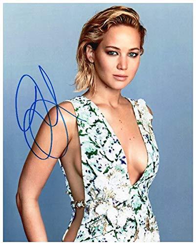 FM Jennifer Lawrence Signiert Autogramme 21cm x 29.7cm Plakat Foto