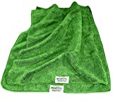 Life Miracle Nano Towels: The Revolutionary New Fabric Technology That Cleans with Only Water (2 Towel)