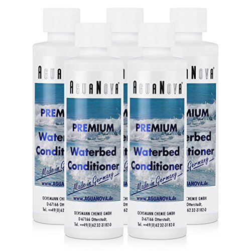 5x AguaNova waterbed conditioner Premium 250 ml, waterbedden - conditioner