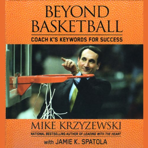 Beyond Basketball audiobook cover art