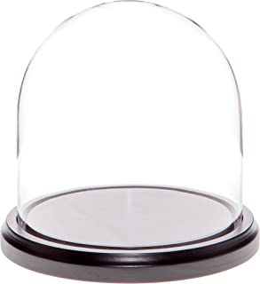 Best square glass cloche Reviews