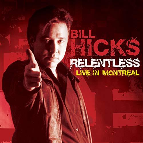 Bill Hicks audiobook cover art