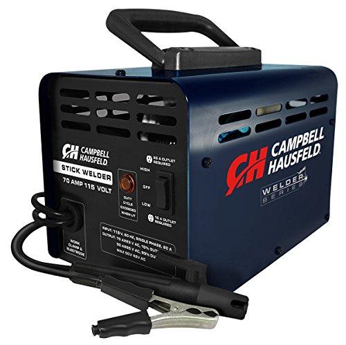 Arc Stick Welder, 115 Volt, 70 Amp (Campbell Hausfeld WS099001AV)
