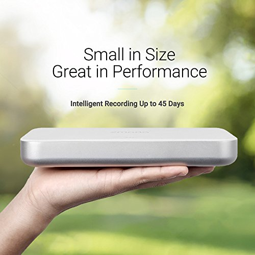Zmodo 1080p HD NVR WiFi System 4 HD Outdoor and 4 HD Indoor 1.0 Megapixel Wide Angle Wireless Security Camera with 500GB Hard Drive, Intelligent Recording, Smart Motion Detection, Web Access
