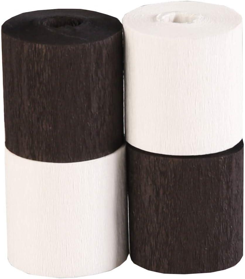 Clairefontaine Crepe Paper, Multicoloured, 5cmx10m