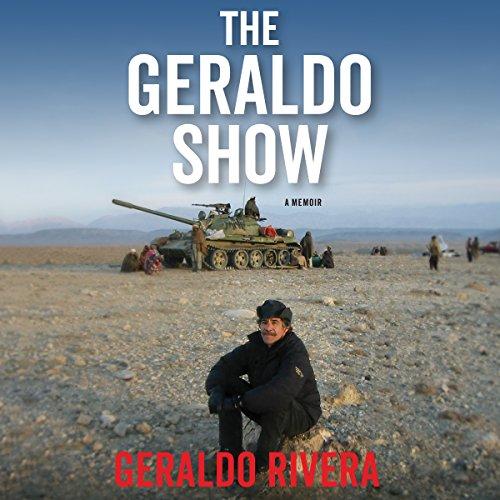 The Geraldo Show audiobook cover art