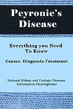 Peyronie's Disease - Causes, Diagnosis, Treatment