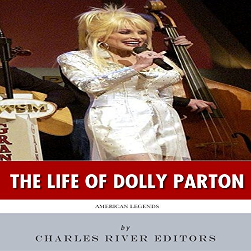 American Legends: The Life of Dolly Parton audiobook cover art