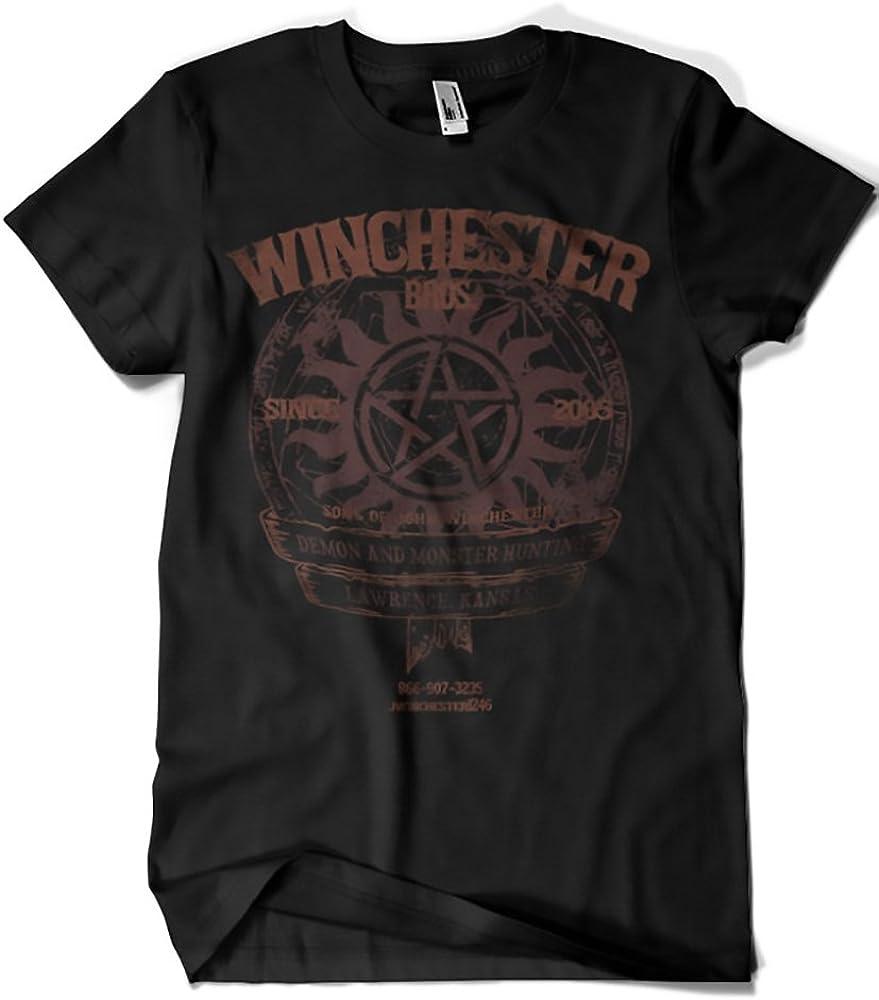 655-Camiseta Winchester Bros (Arinesart)